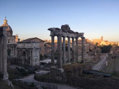 Eranos organise son séminaire 2019 à Rome