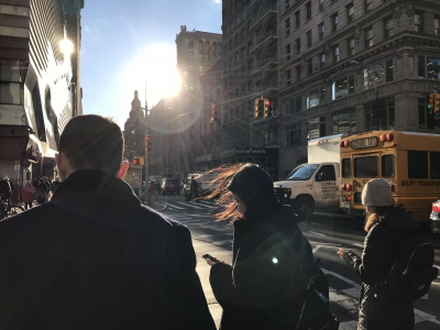 Eranos organise son séminaire 2016 à NYC