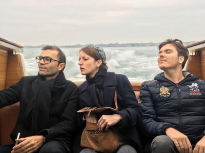 Eranos organise son séminaire 2017 à Venise