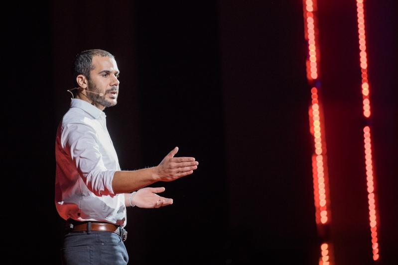Meet the 12 people who wrote my TEDx talk