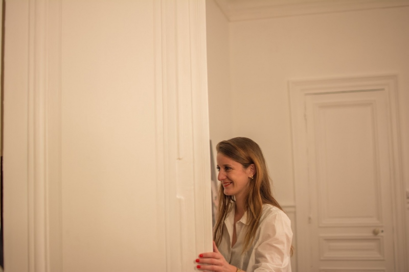 Eranos opens its doors rue du Louvre
